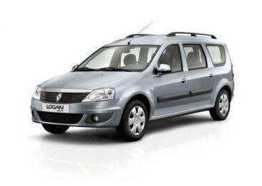 Renault Logan (7-seat)