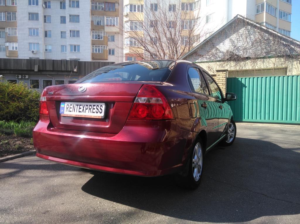 Chevrolet  Aveo (Vida)
