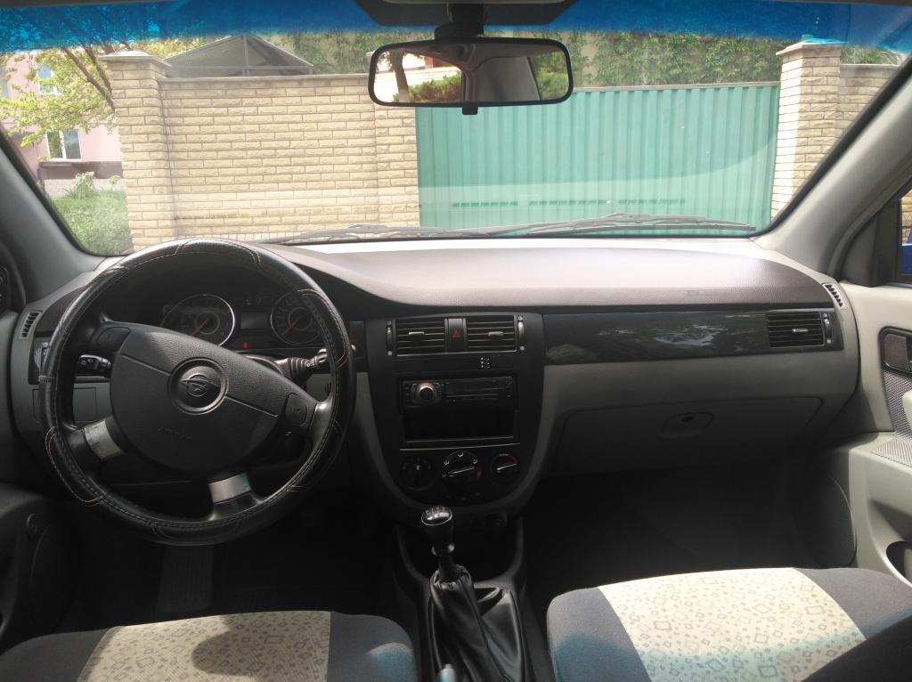 Chevrolet Lacetti (Gentra)
