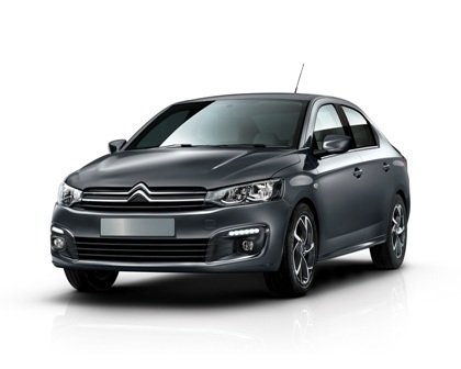 Citroen C-Elysee (new)