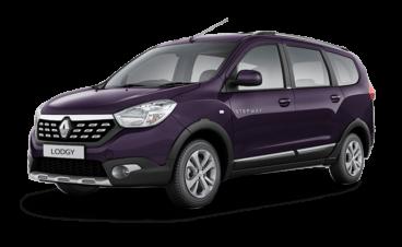 Renault lodgy (7-seat)
