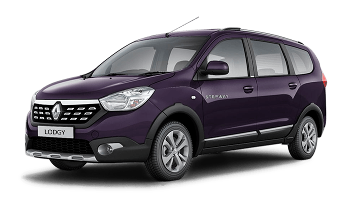 Renault lodgy (7-seat)